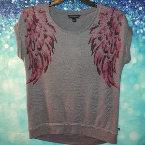 Rock & Republic wing top size small